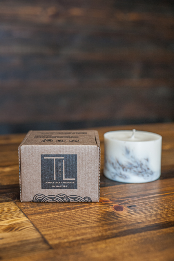TTL Candles soy wax candle
