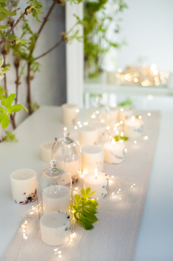 TL Candles soy wax candle